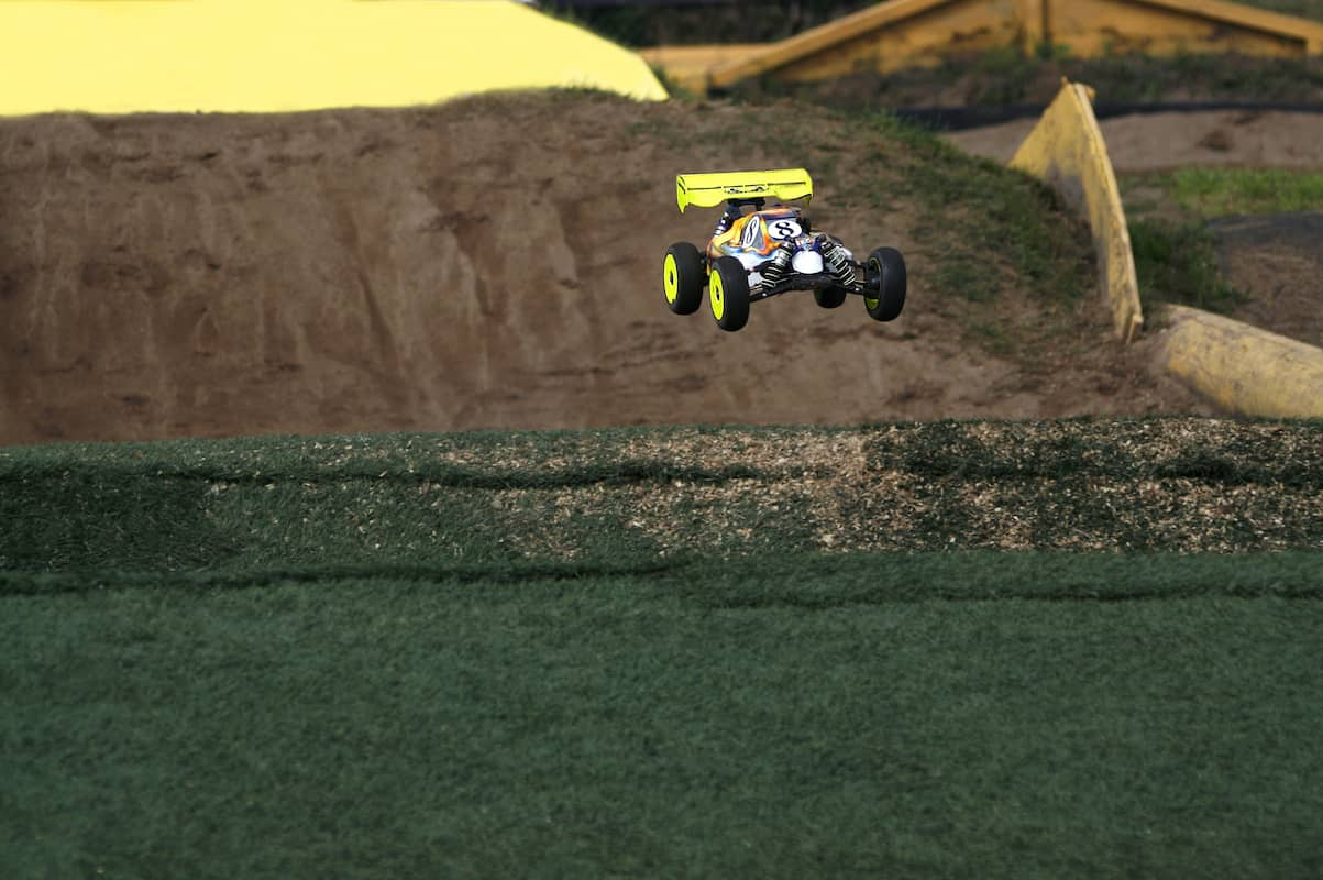 What does Bashing Mean in the RC Racing Community?
