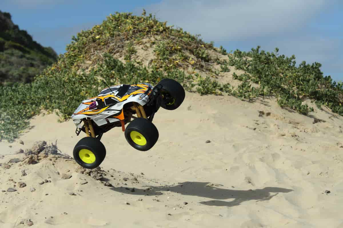 A Beginner's Guide To RC Bashing